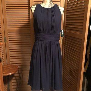 NWT Ralph Lauren Navy Evening/Reception Dress